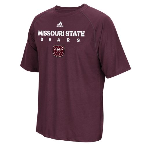adidas™ Men's Missouri State University Sideline climalite® T-shirt - view number 1