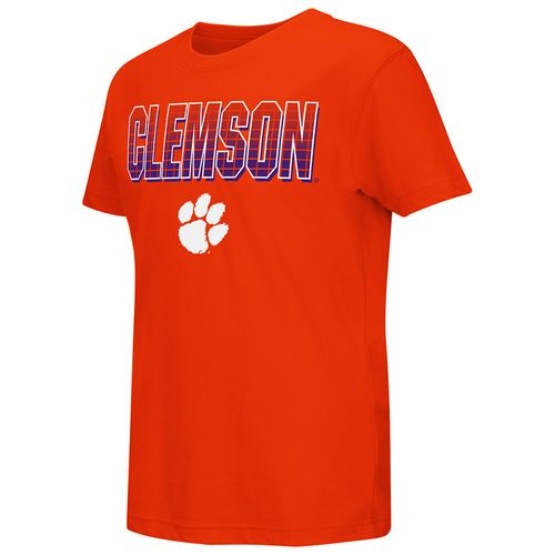 Colosseum Athletics™ Youth Clemson University Gack Short Sleeve T-shirt