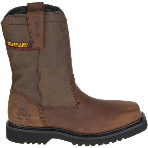 Display product reviews for Cat Footwear Men's Hudson WP ST Work Boots