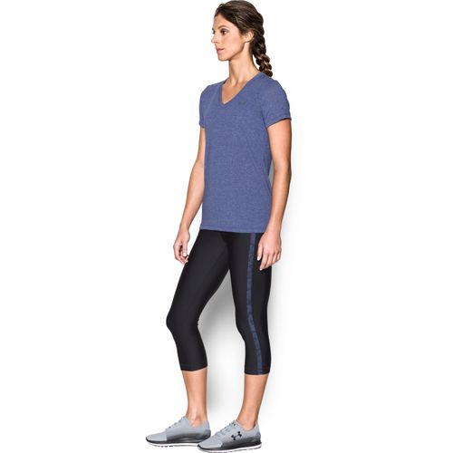 Under Armour Women's Threadborne Train Twist V-neck T-shirt - view number 4