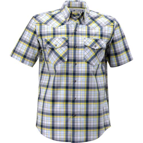 Display product reviews for Magellan Outdoors Men's Pecos Ridge Short Sleeve Shirt