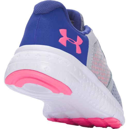 Under Armour Girls' Micro G Fuel Running Shoes - view number 3