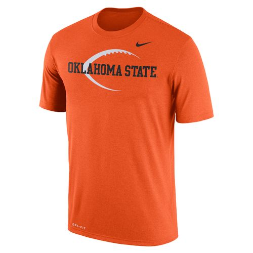 Nike Men's Oklahoma State University Dri-FIT Legend Icon 17 T-shirt - view number 1