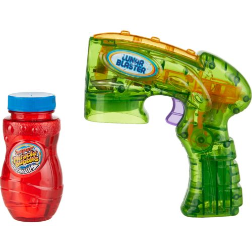 Imperial Super Miracle Lunar Light-Up Bubble Blaster