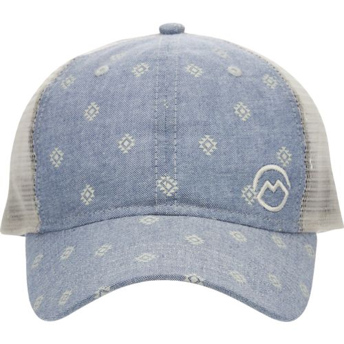 Magellan Outdoors Women's Cute Catch Oxford Trucker Cap