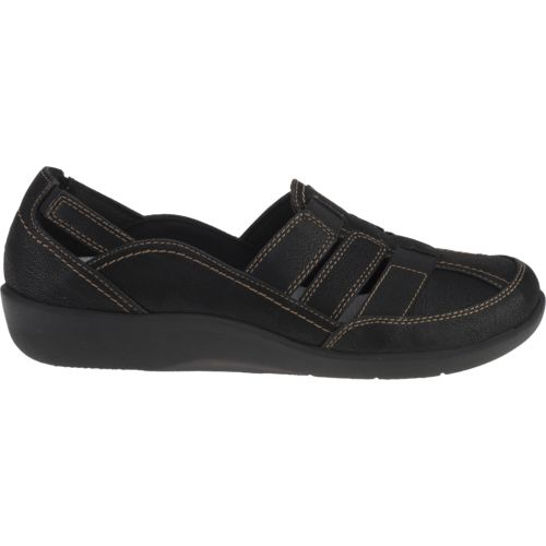 Clarks® Women's Cloudsteppers™ Sillian Stork Slip-On Shoes