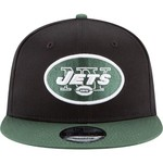 New Era Men's New York Jets 9FIFTY Baycik Snapback Cap - view number 6