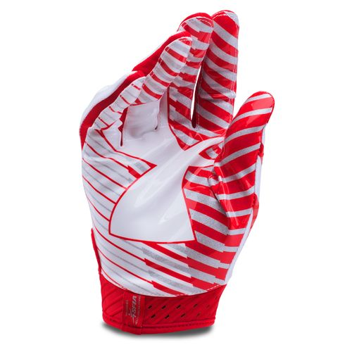 Under Armour Adults' Spotlight Football Gloves - view number 2