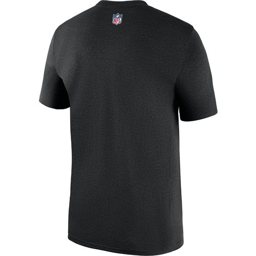 Nike™ Men's Carolina Panthers Dry Legend Onfield Football '17 T-shirt - view number 2