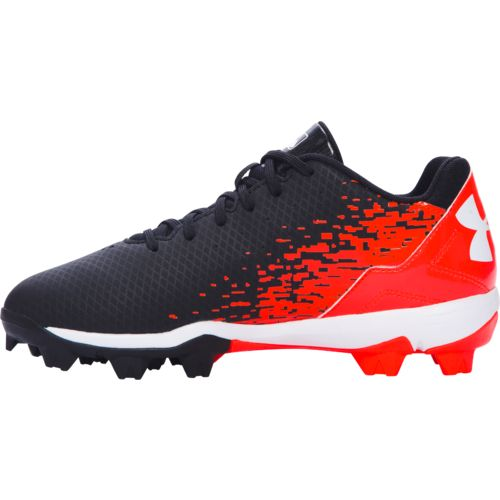 Under Armour Kids' Leadoff Low RM Baseball Cleats