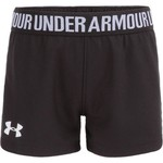 Under Armour Girls' Solid Play Up Short - view number 1