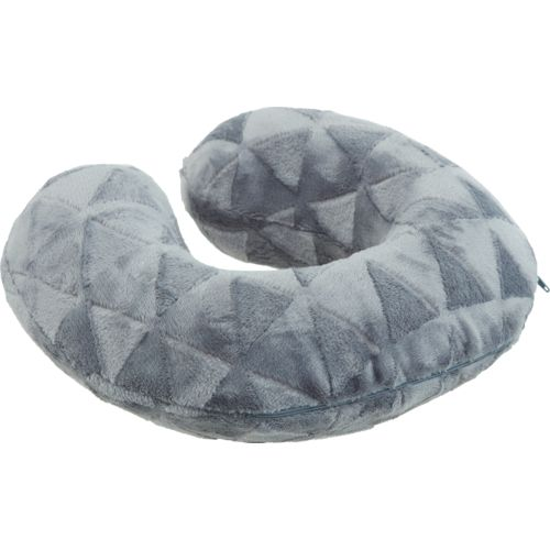 northpoint trading ardour corduroy embossed memory foam neck pillow view number 2 - Memory Foam Neck Pillow