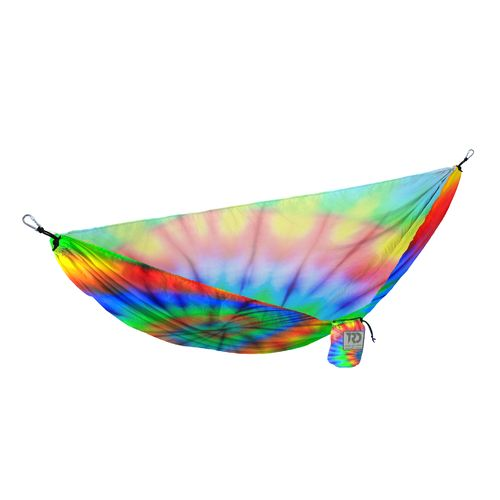 Twisted Root Design Tie Dye Hammock