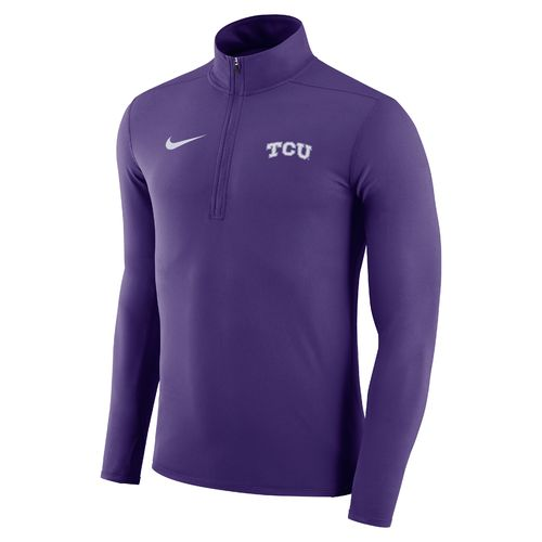 Nike Men's Texas Christian University Element 1/4 Zip Pullover