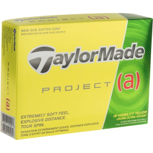 TaylorMade™ Project (A) Golf Balls - view number 1