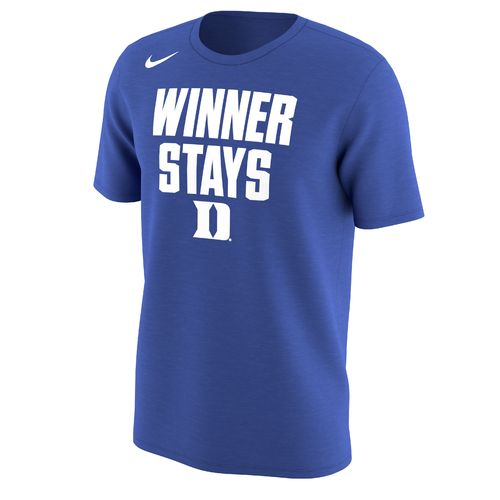 Nike Men's Duke University Basketball Winner Stays T-shirt