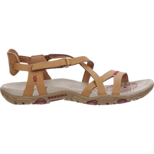 Merrell Women's Sandspur Rose Leather Sandals