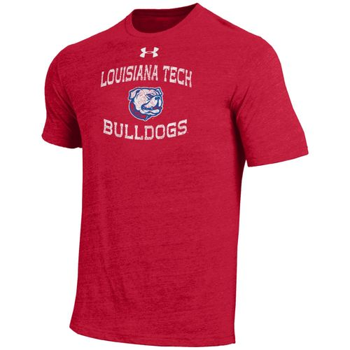 Under Armour Men's Louisiana Tech University Legacy T-shirt