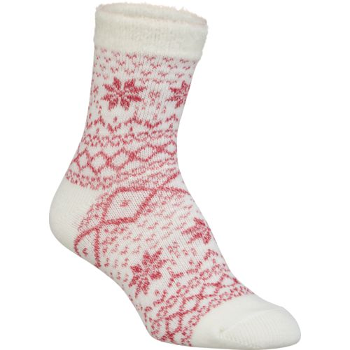 Magellan Outdoors Women's Marled Nordic Lodge Socks