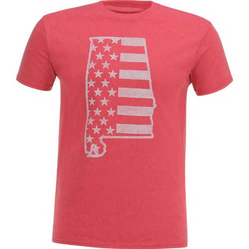 Academy Sports + Outdoors Men's Alabama Appalachian Mountains T-shirt - view number 1