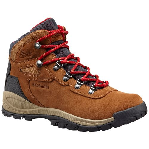 Columbia Sportswear Women's Newton Ridge Plus Waterproof Amped Hiking Boots