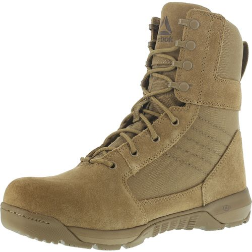 Reebok Men's Strikepoint Army Compliant 8 in Tactical Military Work Boots - view number 3