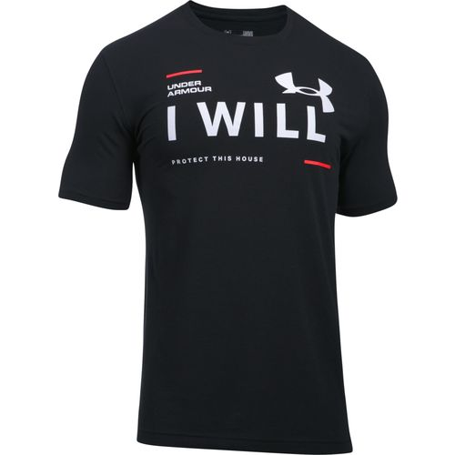 Under Armour Men's I Will Graphic Training T-shirt - view number 1