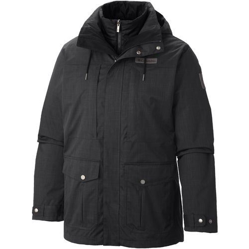 Columbia Sportswear Men's Horizon Pines Big & Tall Interchange Jacket