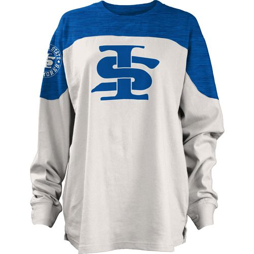Three Squared Juniors' Indiana State University Cannondale Long Sleeve T-shirt