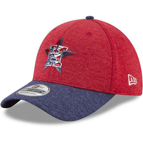New Era Men's Houston Astros Stars and Stripes '17 39THIRTY Cap