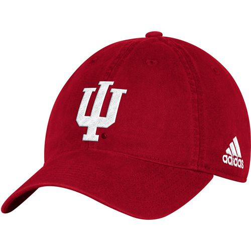 adidas Men's Indiana University Big Logo Slouch Adjustable Cap