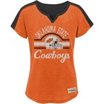 Gen2 Girls' Oklahoma State University Tribute Football T-shirt - view number 1