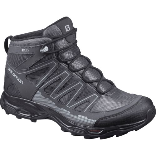Salomon Men's Pathfinder Mid-Top Hiking Shoes