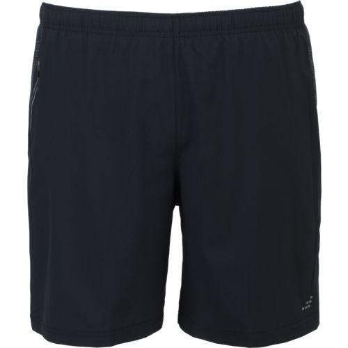 "Display product reviews for BCG Men's Basic 7"" Running Short"