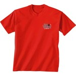 New World Graphics Girls' Arkansas State University Where the Heart Is Short Sleeve T-shirt - view number 2