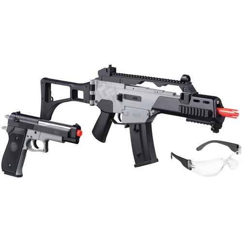 Display product reviews for Game Face Ghost Affliction 6mm Airsoft Kit