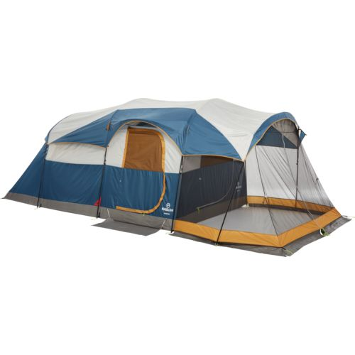 Display product reviews for Magellan Outdoors Mission 8-Person Tunnel Tent