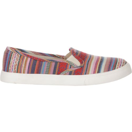 Austin Trading Co. Women's Twin Gore Classic Stripe Casual Shoes