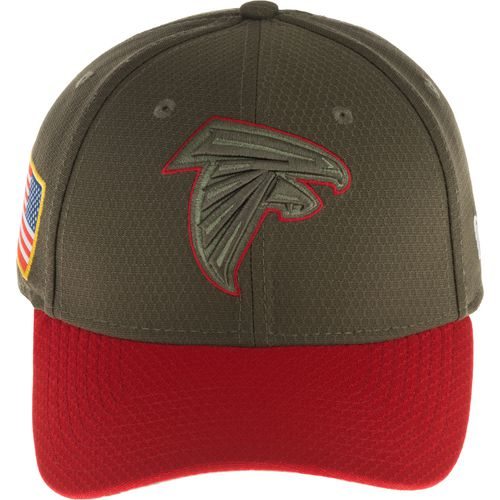 New Era Men's Atlanta Falcons Salute to Service '17 39THIRTY Cap