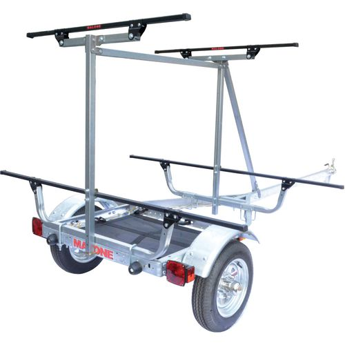 Malone Auto Racks MicroSport Second Tier Kit with 50 in Load Bars