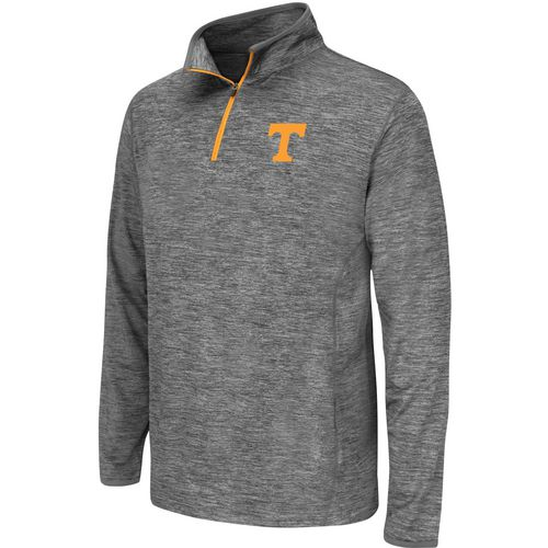 Colosseum Athletics Youth University of Tennessee Action Pass 1/4 Zip Wind Shirt