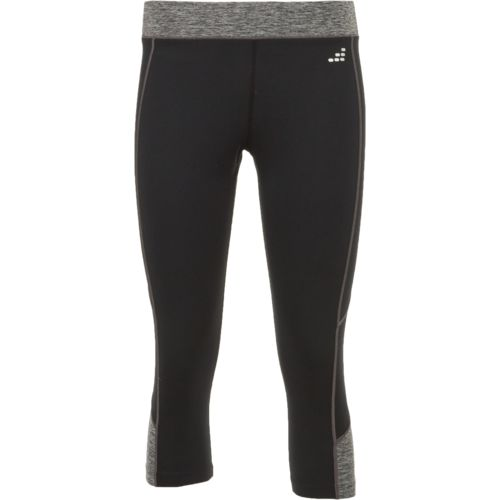 BCG Women\u0027s Colorblock Training Capri Pant