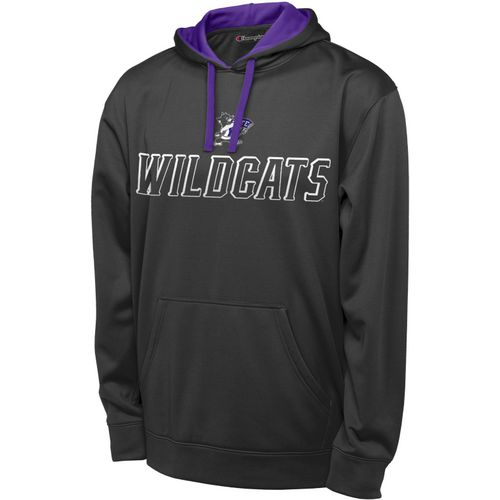 Champion Men's Kansas State University T-Formation Hoodie