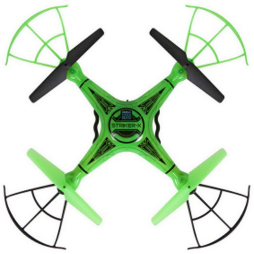 World Tech Toys Striker-X Glow-In-The-Dark 2.4 GHz 4.5-Channel RC HD Camera Drone - view number 3