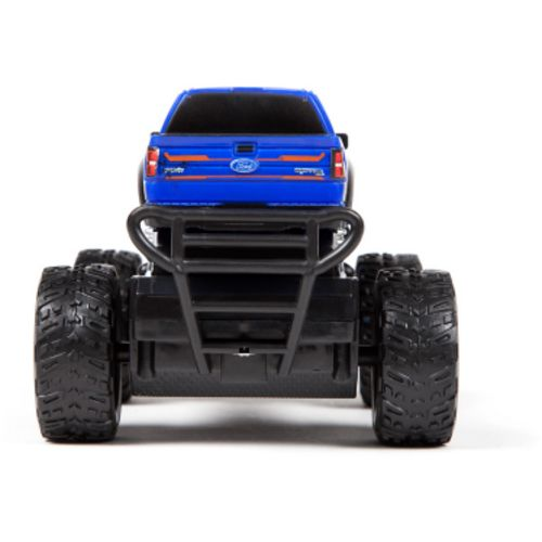 World Tech Toys Ford F-150 SVT Raptor Police Pursuit RTR Electric RC Monster Truck Set - view number 6
