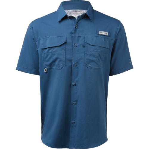 Display product reviews for Columbia Sportswear Men's Blood and Guts III Short Sleeve Woven Fishing Shirt