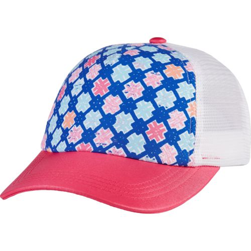 O'Rageous Girls' Swim Printed Trucker Hat