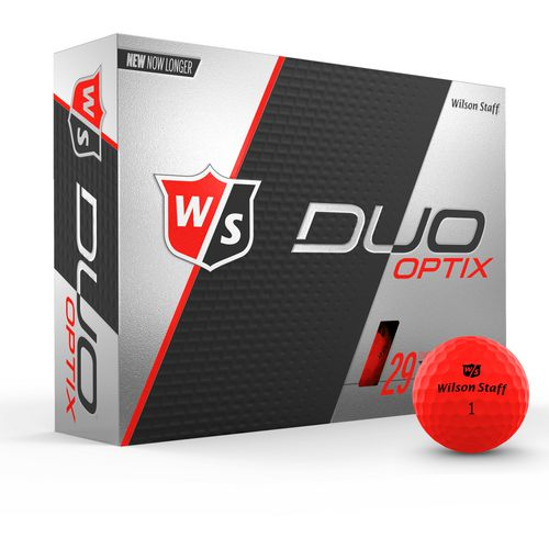 Wilson Staff Duo Soft Optix Golf Balls 12-Pack