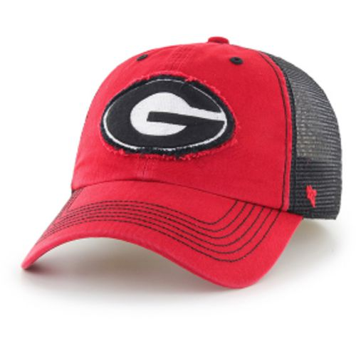 '47 University of Georgia Primary Wordmark Taylor Closer Cap