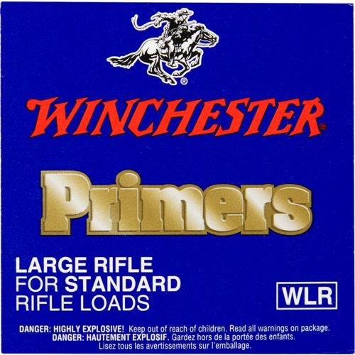 Winchester Large Rifle Primer